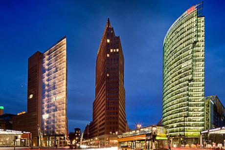 Quartier Potsdamer Platz